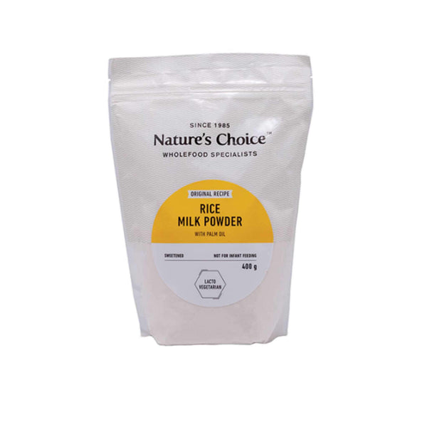 Nature's Choice Rice Milk Powder