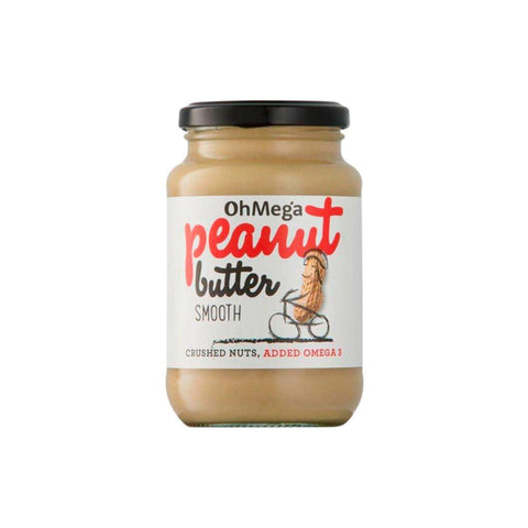 Crede Oh Mega  Peanut Butter Smooth