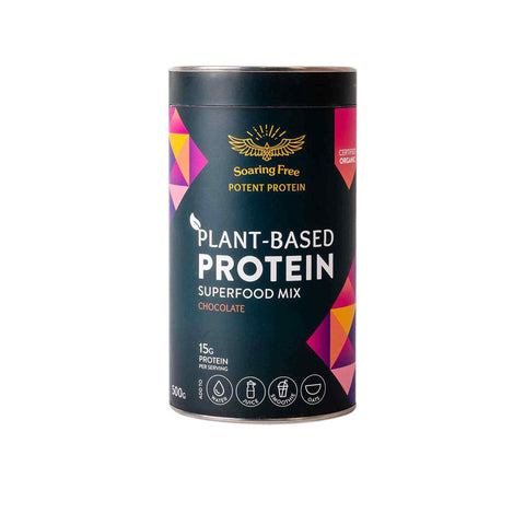 Superfoods Organic Plant-Based Protein