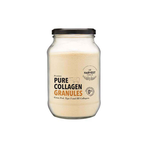 The Harvest Table Collagen Granules