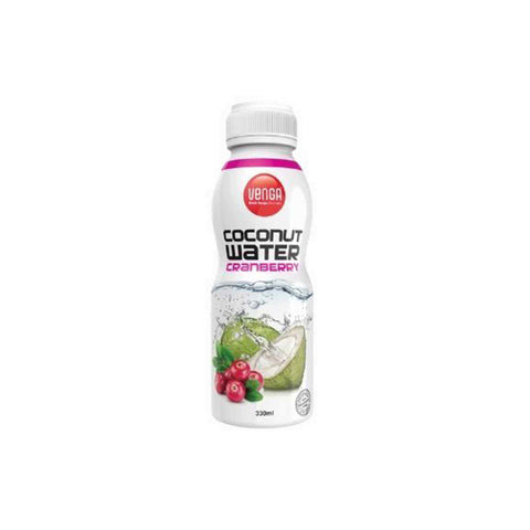 Venga Pure Coconut Water Cranberry