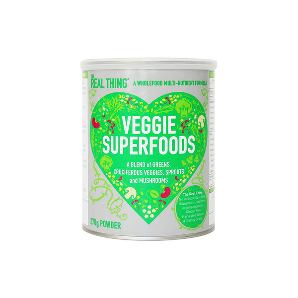 THE REAL THING VEGGIE SUPERFOODS - The Real Thing | Energize Health