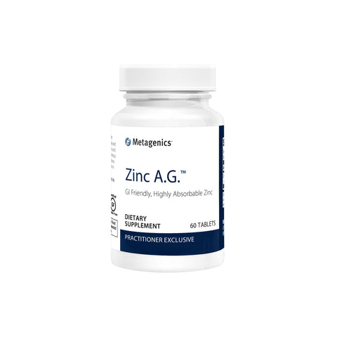Metagenics Zinc A.G. - Metagenics | Energize Health