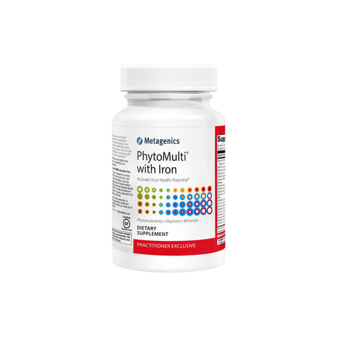 Metagenics PhytoMulti With Iron - Metagenics | Energize Health