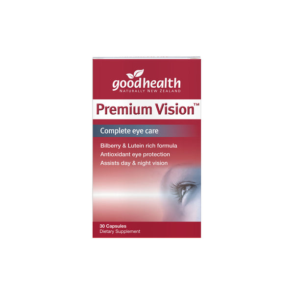 GOOD HEALTH PREMIUM VISION - Good Health Products (Pty) Ltd | Energize Health