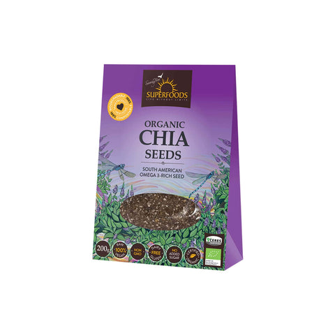 SUPERFOODS CHIA - Superfoods | Energize Health