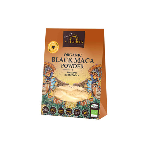 SUPERFOODS BLACK MACA - Superfoods | Energize Health