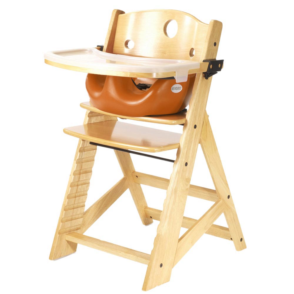 Keekaroo Kids Chair Infant Insert - Pumpkin