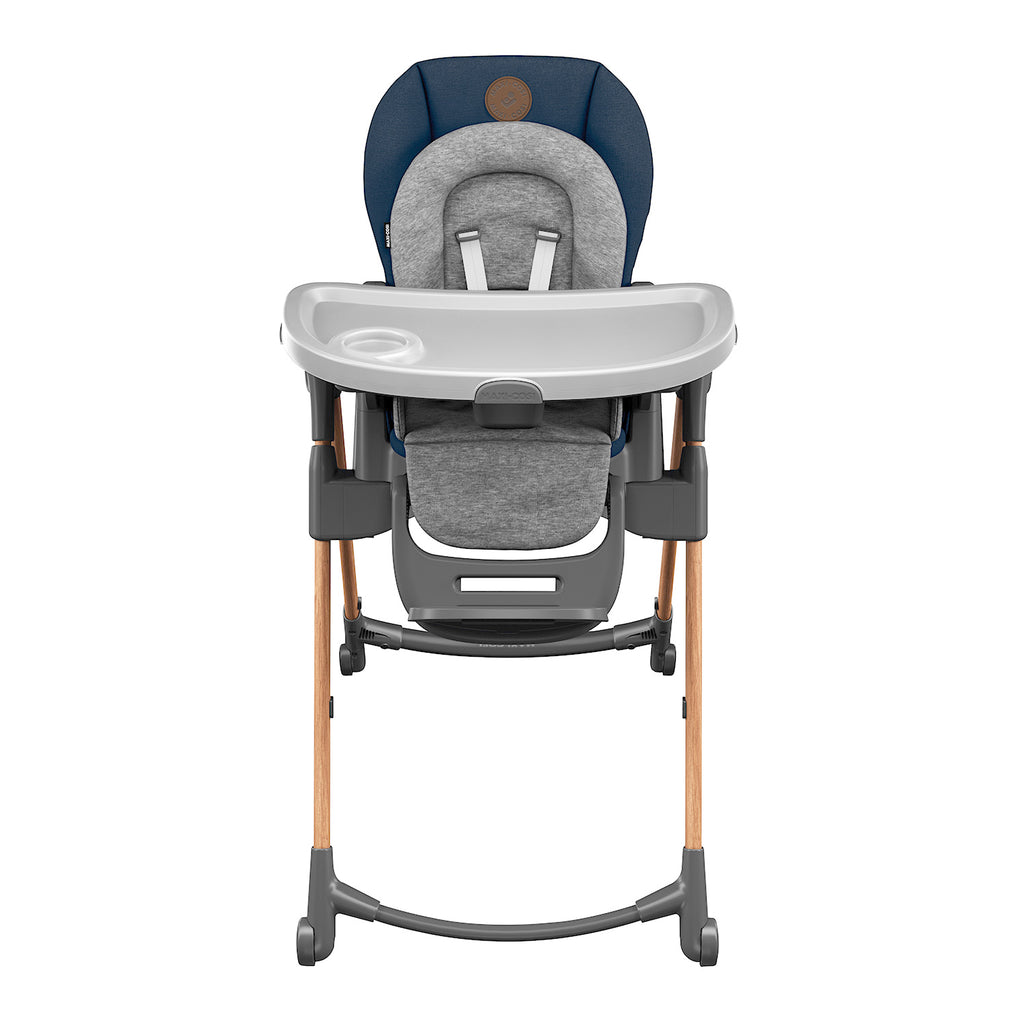Maxi Cosi Minla High Chair - Essential Blue