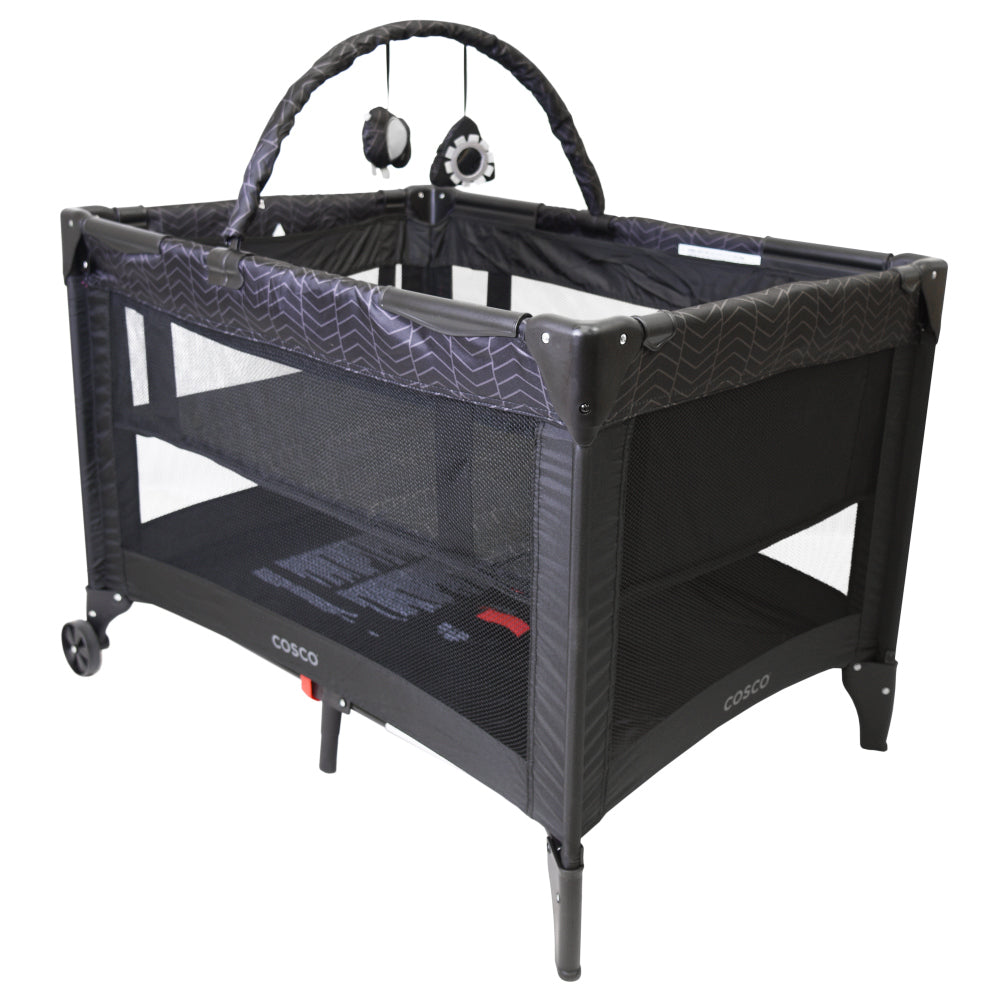 Funsport Deluxe Playard- Black Arrow