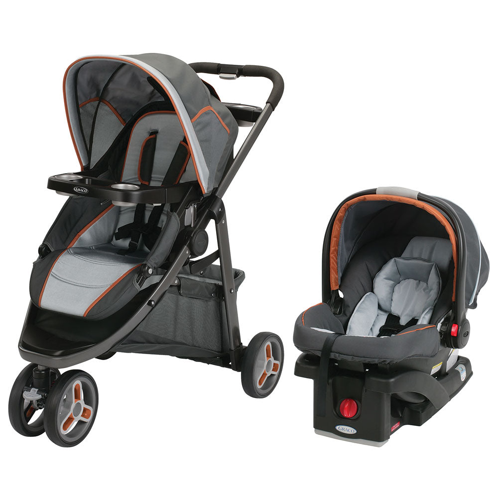Modes Sport Travel System With Snug 35 - Alloy
