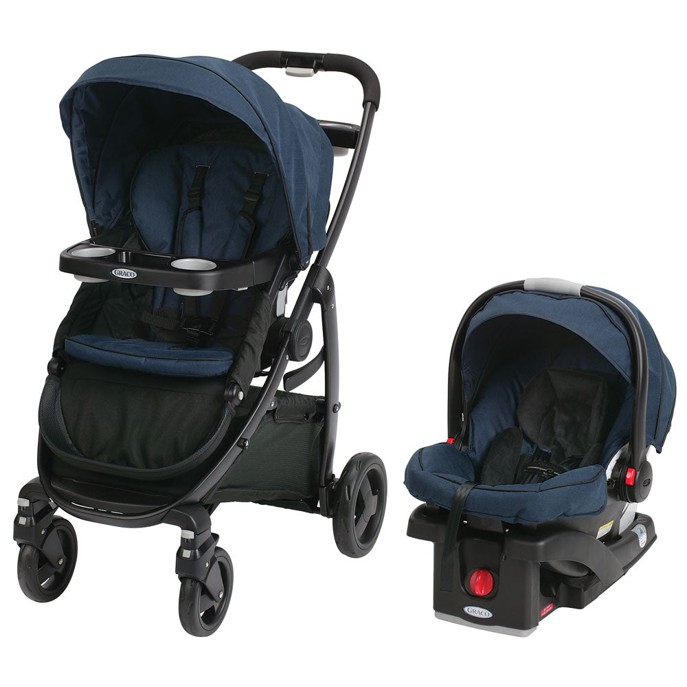 Modes Travel System With Snug 35 - Salute