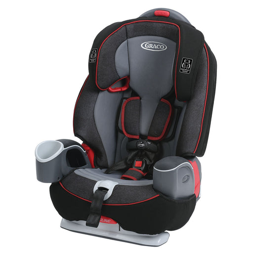 Nautilus 65 Multi-Stage Car Seat - Ritzy Red