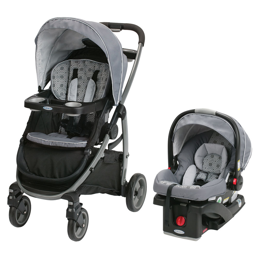Modes Travel System With Snug 35 - Echo