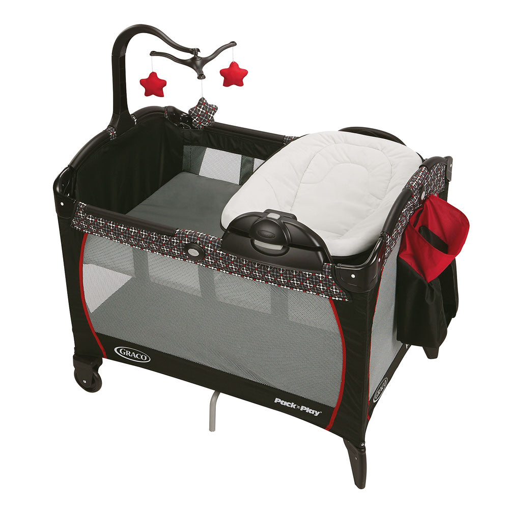 Pack N' Play Portable Lounger Changer - Marco