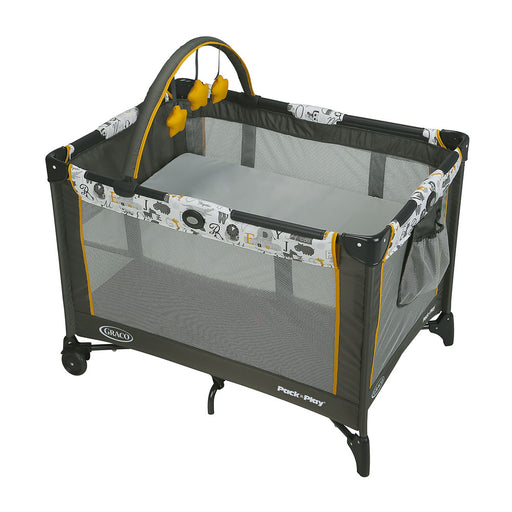 Pack N' Play Playard - Abc