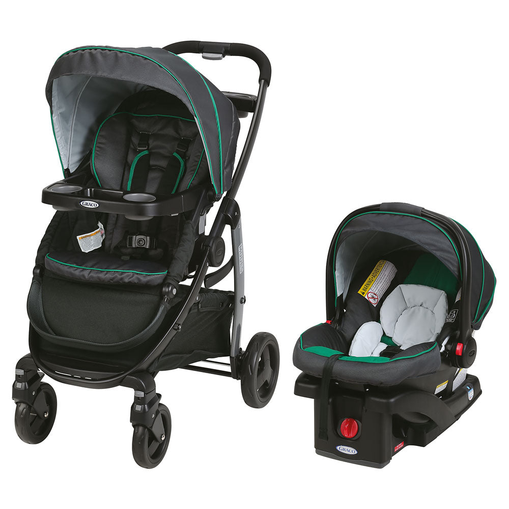 Modes Travel System With Snug 35 - Albie
