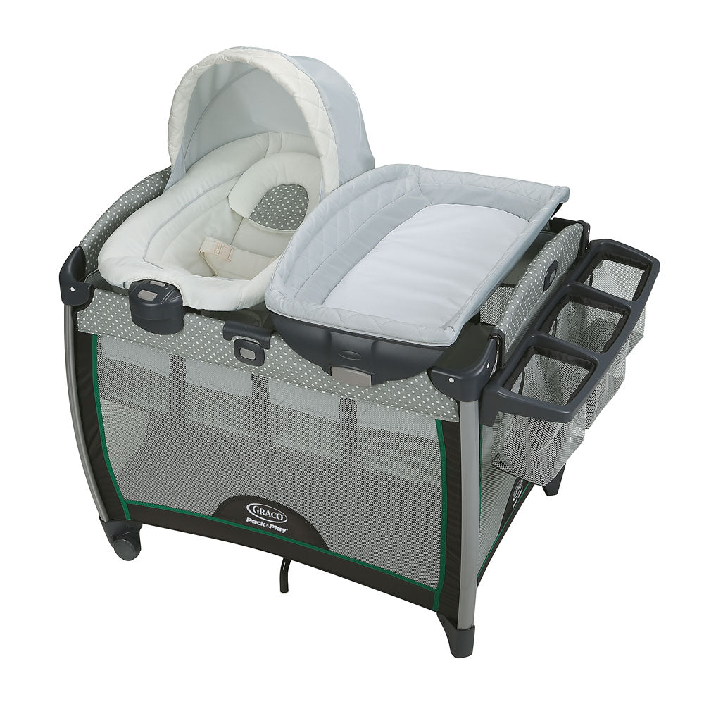 Pack N' Play Quick Connect with Portable Bouncer - Albie