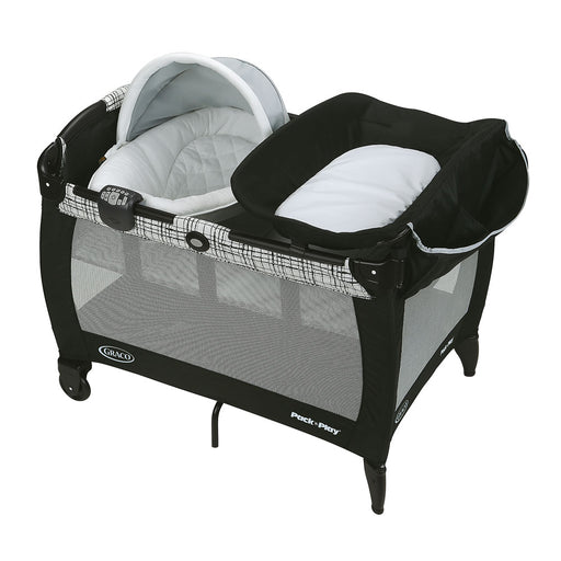 Pack N' Play Newborn Lounger - Teigen