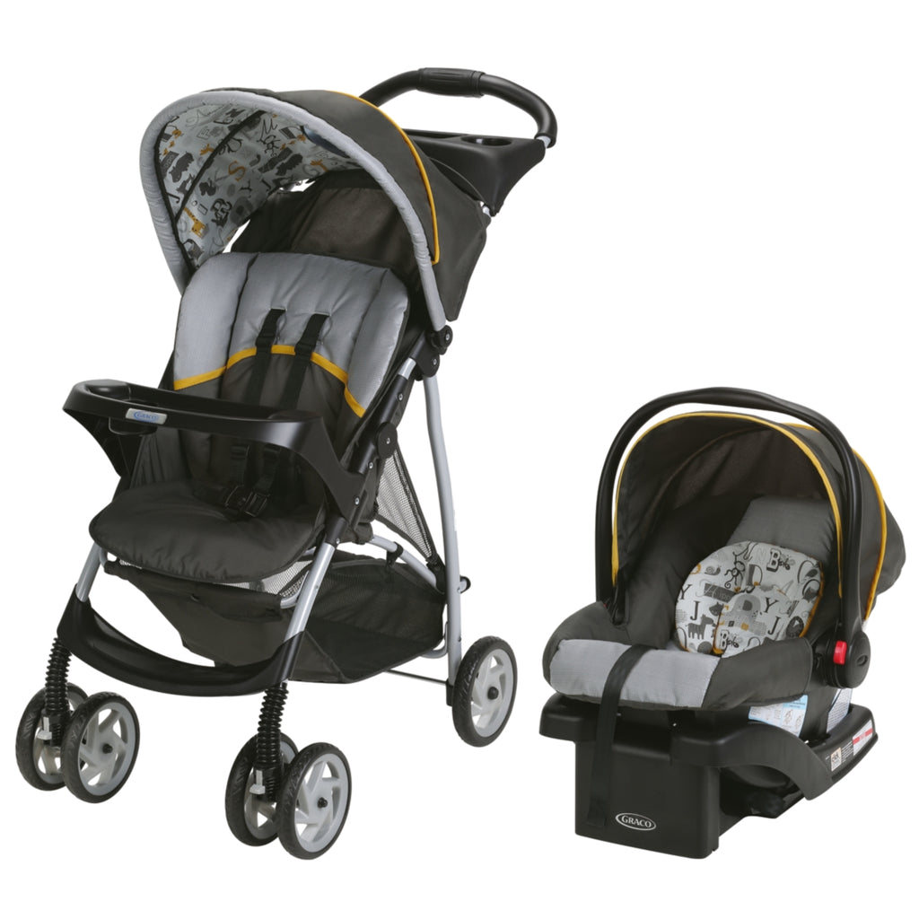 LiteRider Travel System- ABC