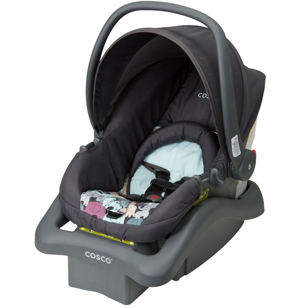 Cosco Light N Comfy Car Seat - Elephant