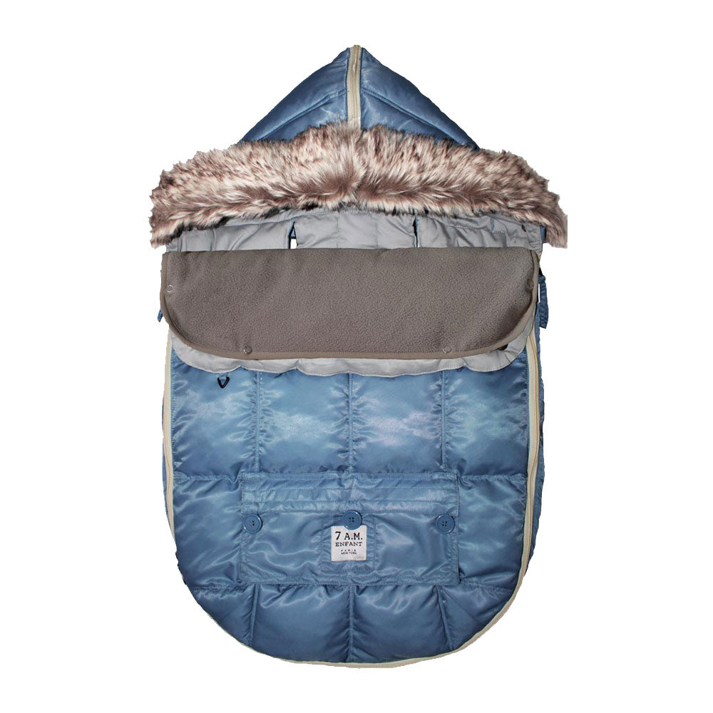 7 AM Enfant Le Sac Igloo - Denim