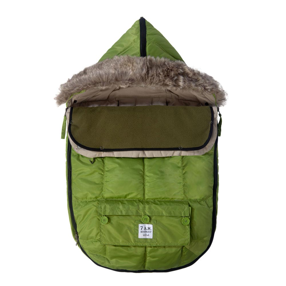7 AM Enfant Le Sac Igloo - Kiwi