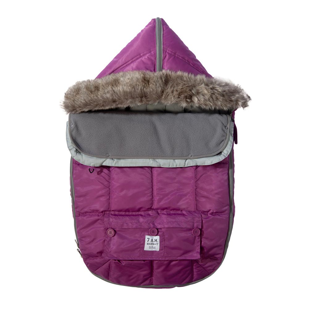 7 AM Enfant Le Sac Igloo - Grape