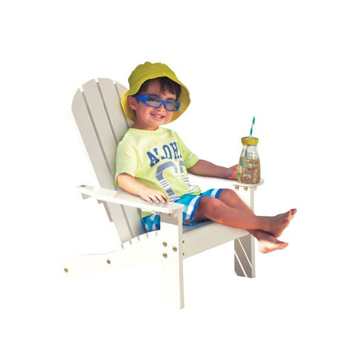 Kidkraft Adirondack Chair White