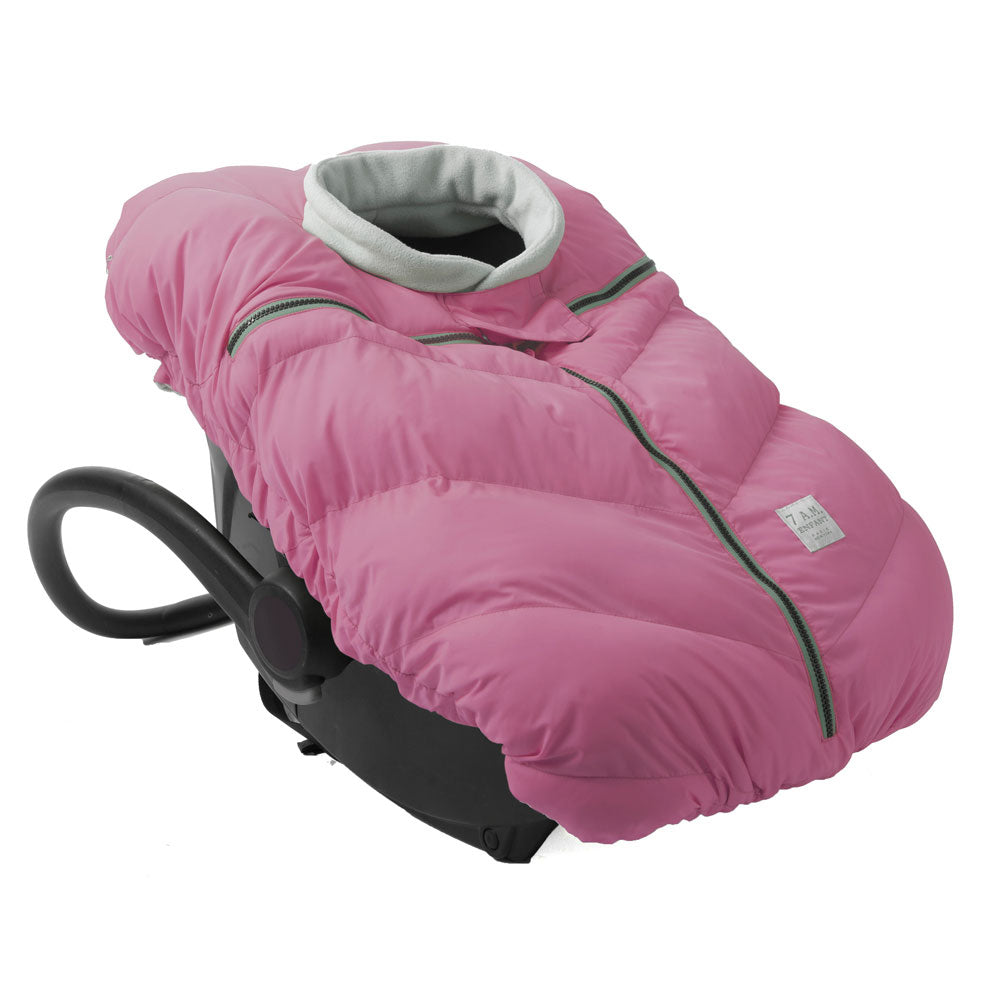 7 AM Enfant Cocoon Car Seat Cover - Lilac