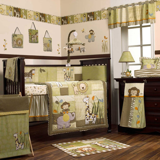 Cocal 4-piece bedding set - Azania