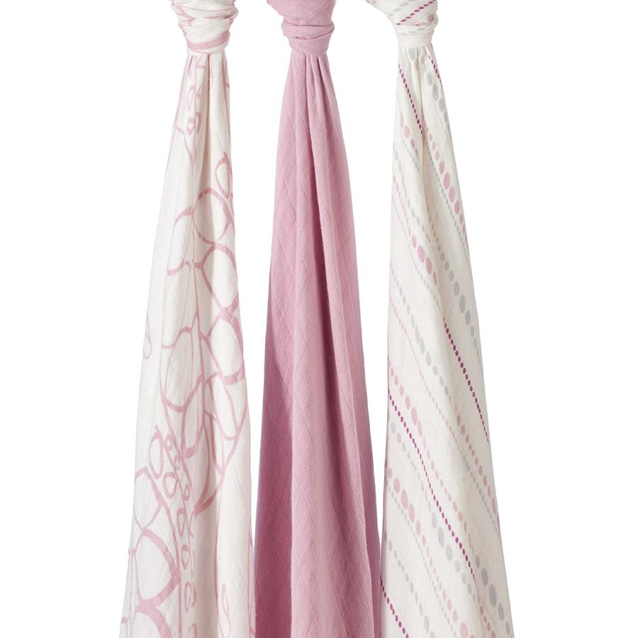 Aden Anais Bamboo Swaddle - Tranquility