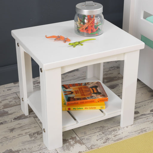 Kidkraft Addison Toddler Side Table White