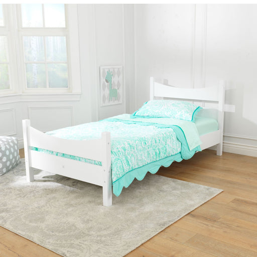 Kidkraft Addison Twin Size Bed White