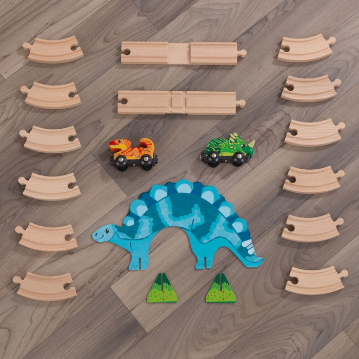 Kidkraft Adventure Tracks™ Dino World Stego Loop