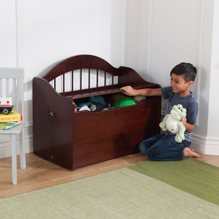 Kidkraft Limited Edition Toy Box Espresso