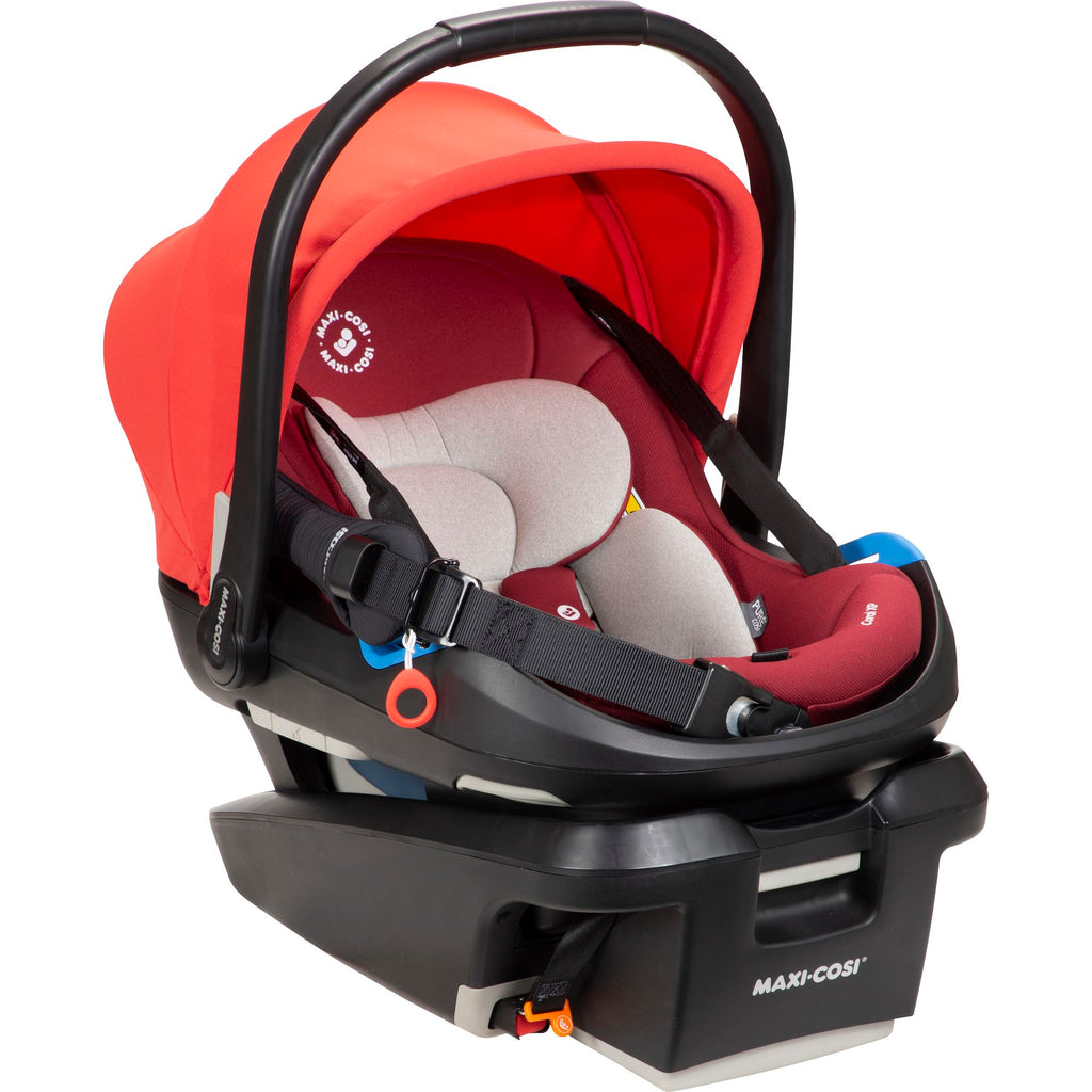 Maxi Cosi Coral XP Infant Car Seat - Essential Red