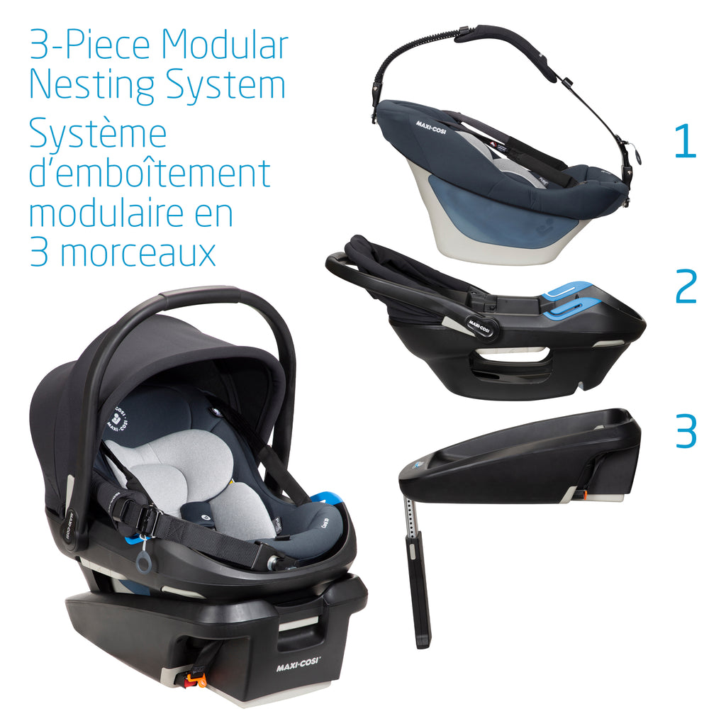 Maxi Cosi Coral XP Infant Car Seat - Essential Blue