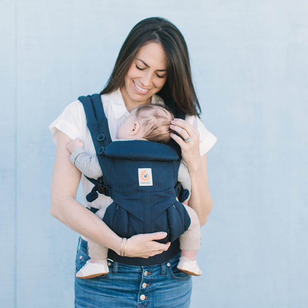 ErgoBaby Omni 360 Baby Carrier - Midnight Blue