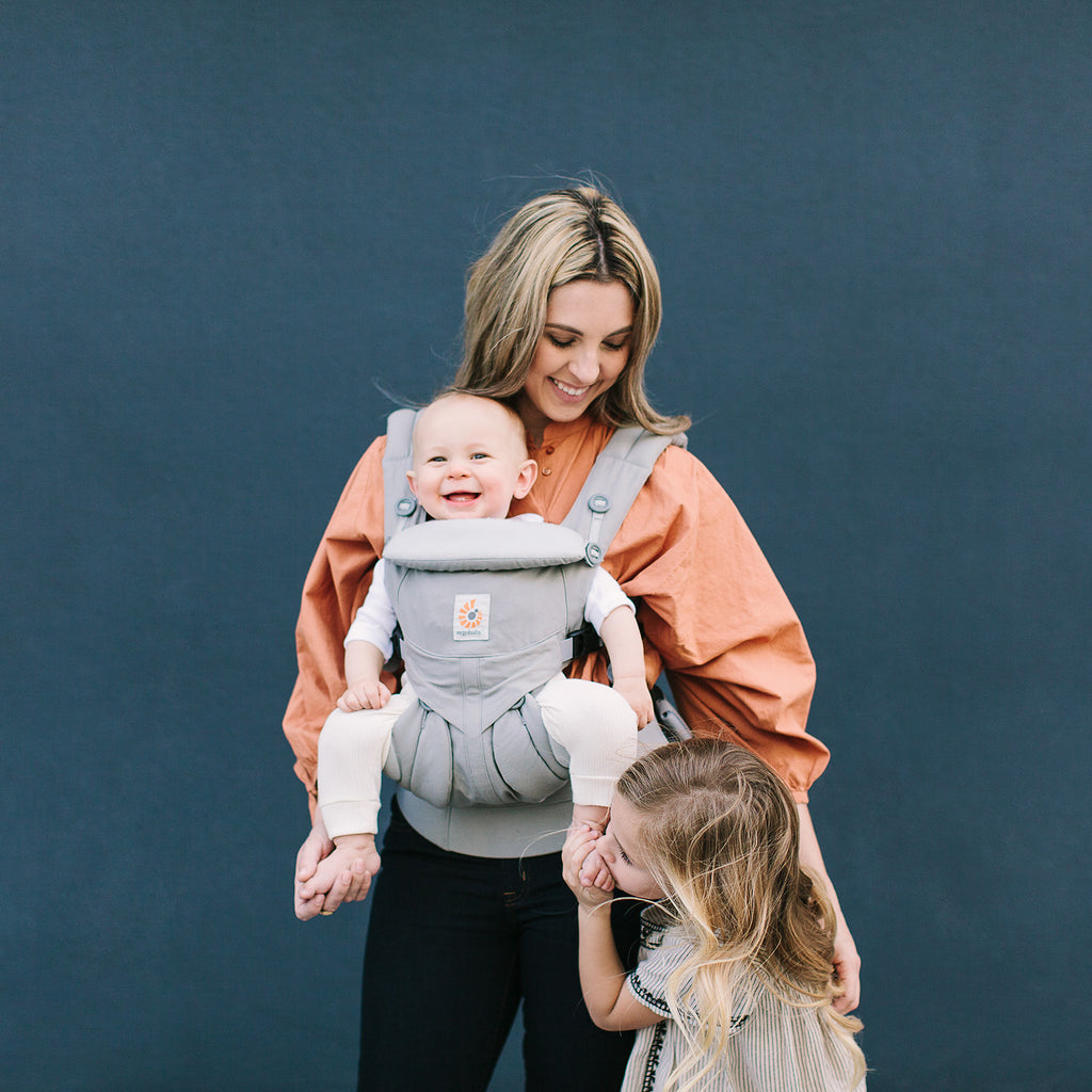 ErgoBaby Omni 360 Baby Carrier - Pearl Grey