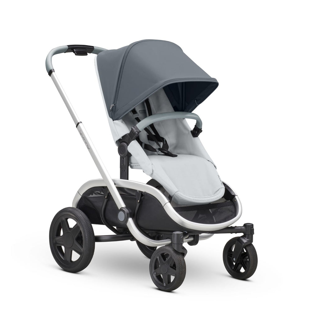 Quinny Hubb Stroller - Graphite On Gray