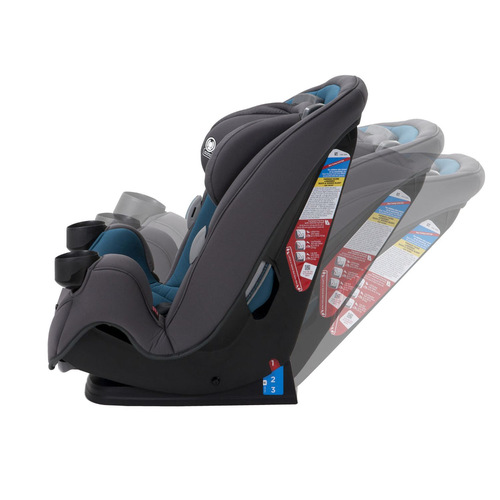 Safety 1st Grow and Go Convertible Car Seats - Blue Coral