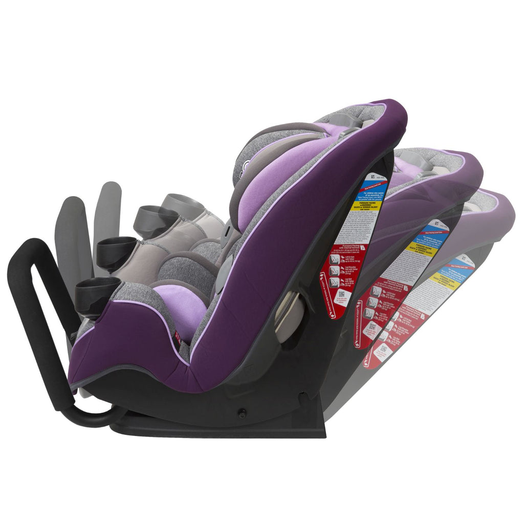 Safety 1st Grow and Go Convertible Car Seats - Sugar Plum Pop