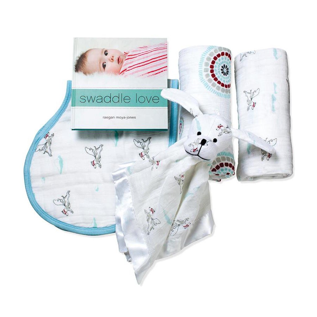 Aden Anais Gift Set - Liam The Brave New Beginnings
