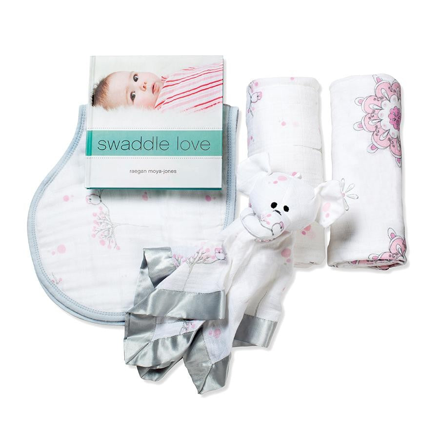 Aden Anais Gift Set - For The Birds New Beginnings