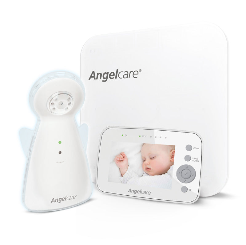 Angelcare Video Movement & Sound Baby Monitor AC1300