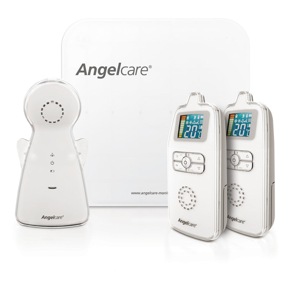 Angelcare Movement & Sound Baby Monitor 2