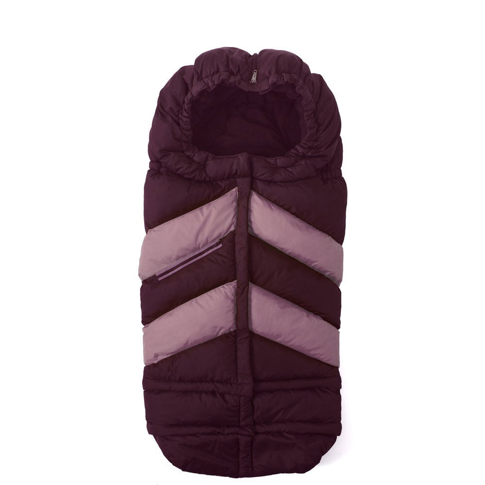 7 AM Enfant Blanket 212 - Metallic Plum-Lilac