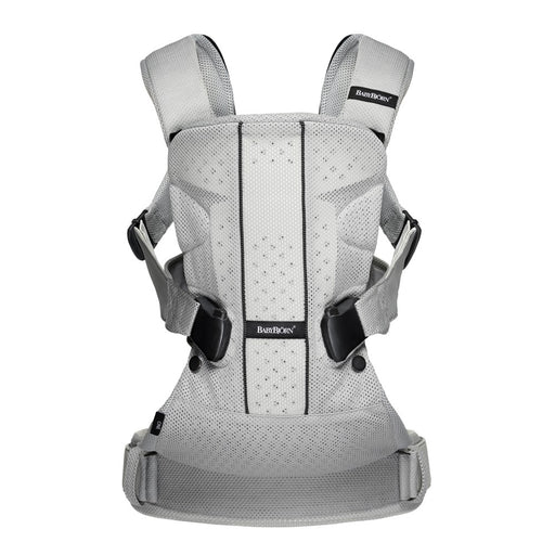 BabyBjorn Baby Carrier One Air - Silver Mesh