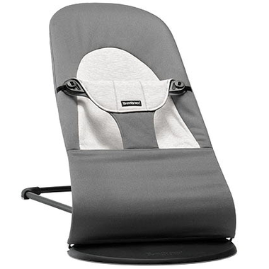 Babybjorn Bouncer Balance Soft  - Dark/Grey